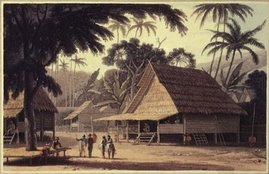 Malay_village